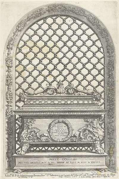 Graftombe van Petro en Johan de Medici; Graftomben van de hertogen De Medici in de San Lorenzo in Florence
