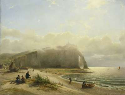 Image from object titled Seascape near the Coast