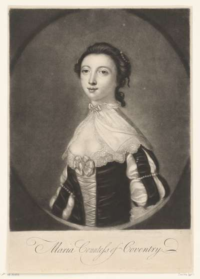 Maria, Countess of Coventry