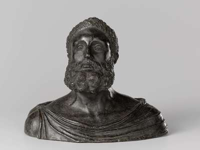Bust of a Classical philosopher