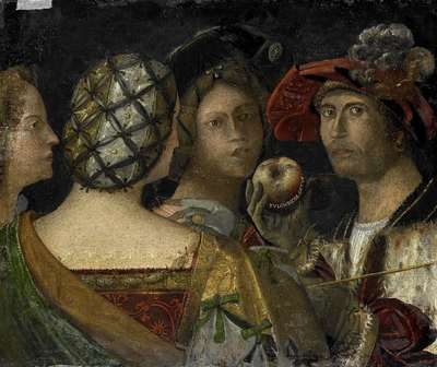 Image from object titled The Judgment of Paris