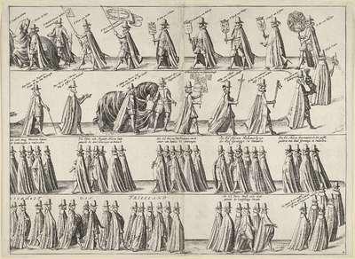 Begrafenis van Willem Lodewijk