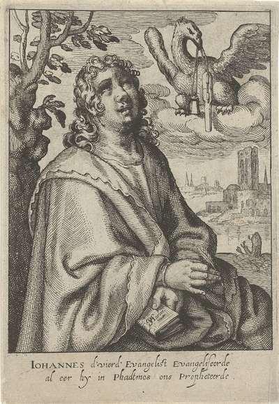 Johannes; De vier evangelisten