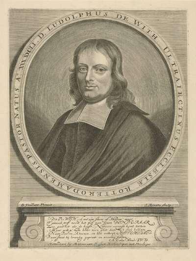 Portret van Ludolfus de With