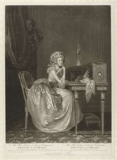Princess of Lamballe