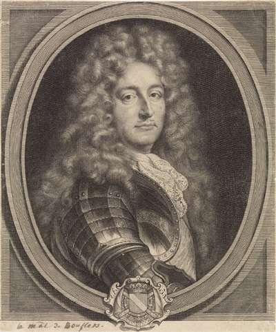Portret van maarschalk Anne Jules de Noailles