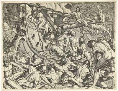 De schipbreuk van Paulus; Paulus Schipbrekinghe
