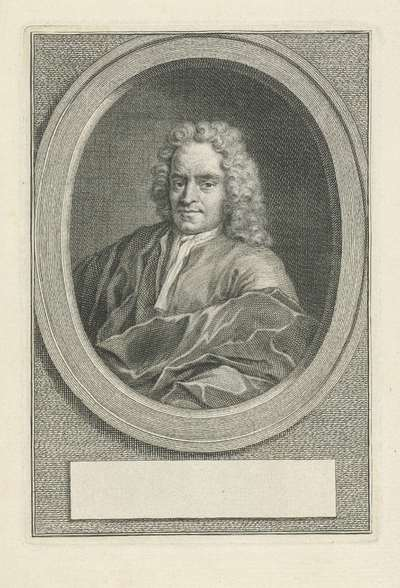 Portret van Herman Hengstenburgh