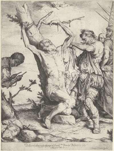Martelaarschap van de heilige Bartholomeus