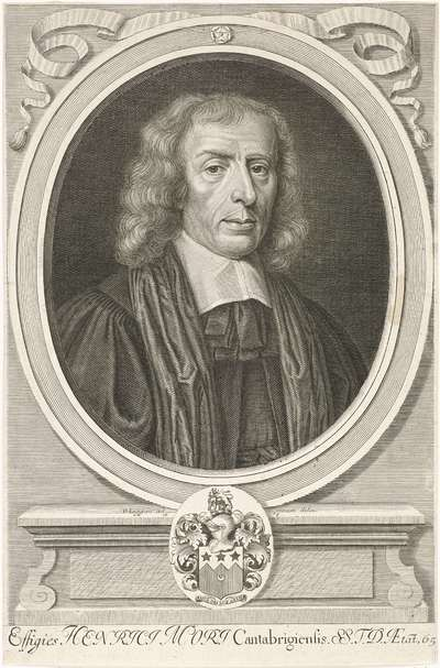 Portret van Henry More