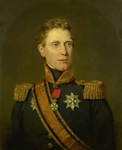Image from object titled Portrait of Jonkheer Jan Willem Janssens, Governor of the Cape Colony and Governor-General of the Dutch East Indies