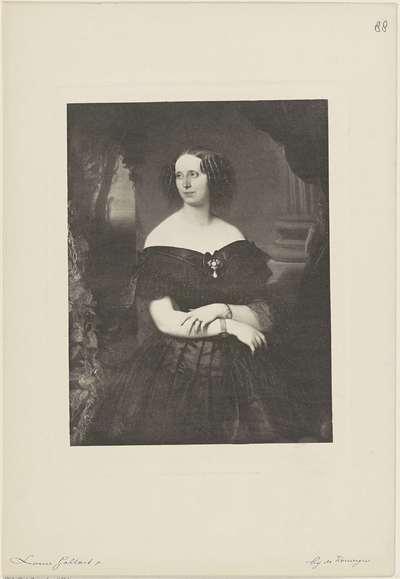 Portret van Sophie van Württemberg