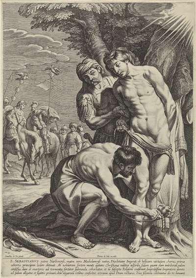 Martelaarschap van H. Sebastiaan