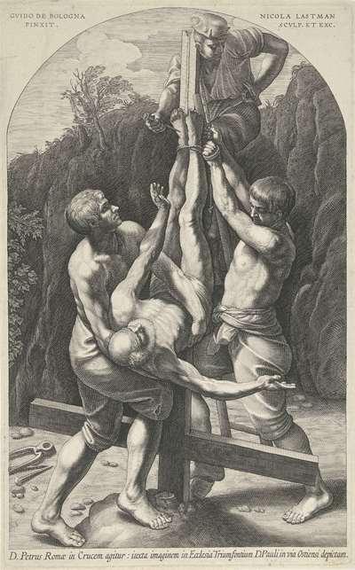 Martelaarschap van Petrus