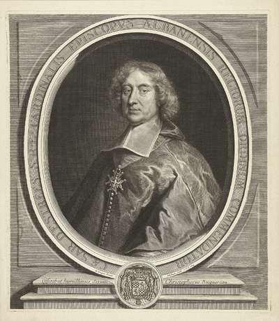 Portret van César d'Estrées