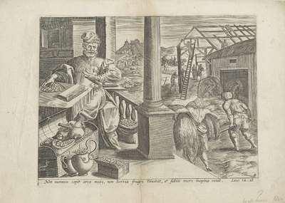 Gelijkenis van de rijke dwaas; Gelijkenissen uit het Nieuwe Testament; Theatrum biblicum (...)