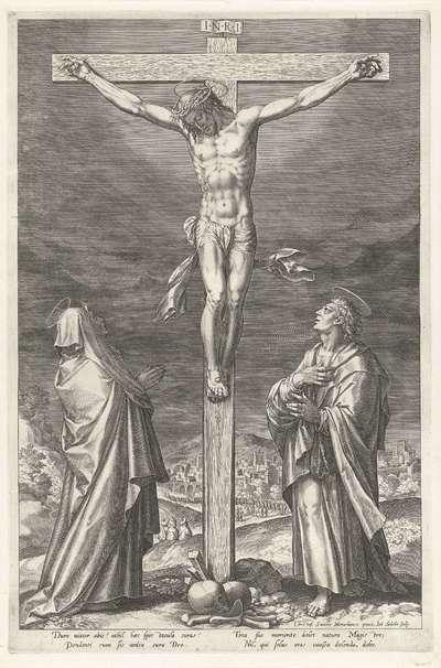 Christus aan het kruis; Passie van Christus; Pręcipua Passionis D.N. Jesu Christi mysteria