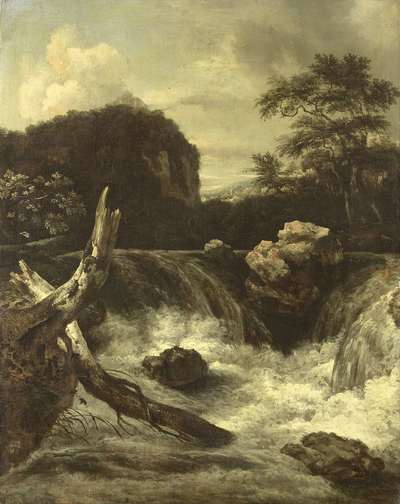 Image from object titled A Waterfall