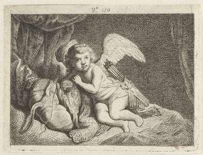 Rustende Cupido