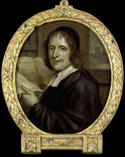 Image from object titled Matthijs Balen Jansz (1611-91), poet and chronicler of Dordrecht