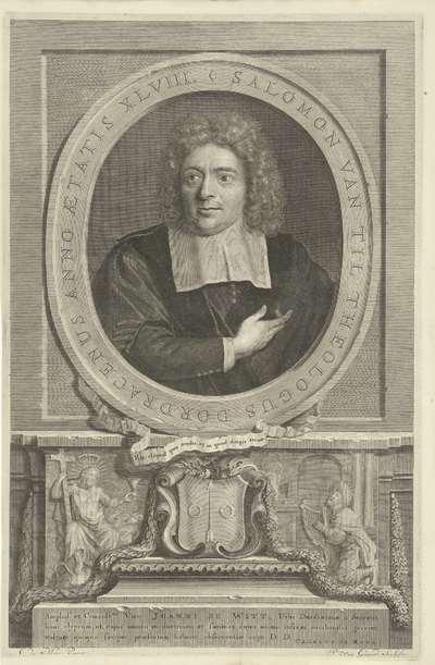Portret van Salomon van Til
