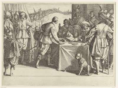 Werven van troepen voor Ferdinando I de' Medici; Leven van Ferdinando I de' Medici