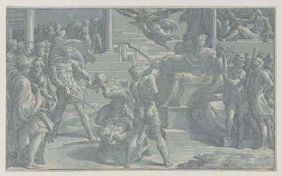Martelaarschap van de heiligen Petrus en Paulus