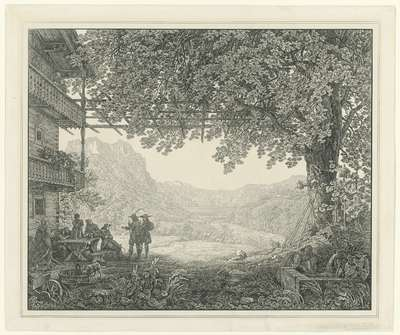 Image from object titled Traunsee bij Gmunden