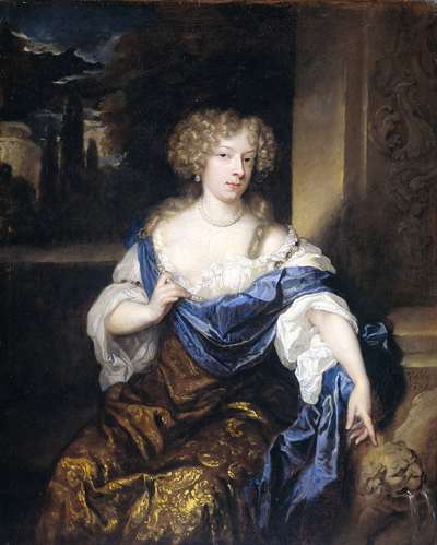 Image from object titled Portrait of Helena Ctaharina de Witte 91661-95), wife of Iman mogge, lord of Haamstede