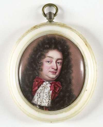 Image from object titled Portret van een onbekende man