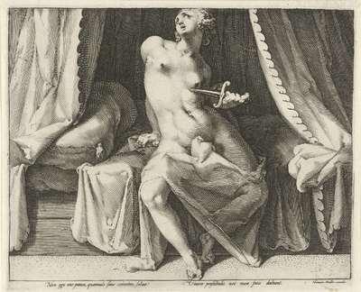 Dood van Lucretia