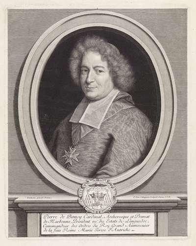 Portret van Pierre de Bonzi