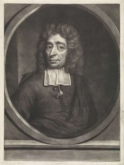 Portret van Jacobus Streso