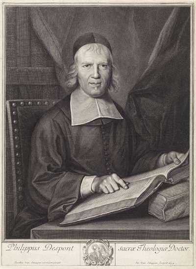 Portret van Philippe Despont