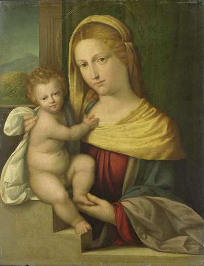 Madonna and Child | Garofalo