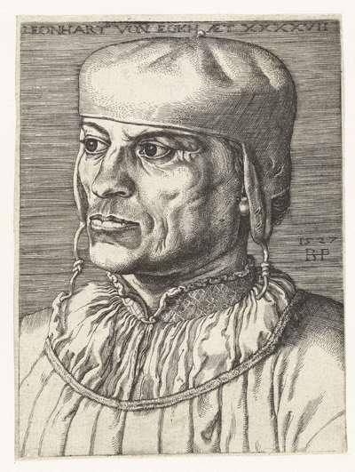 Portret van kanselier Leonhard von Eck