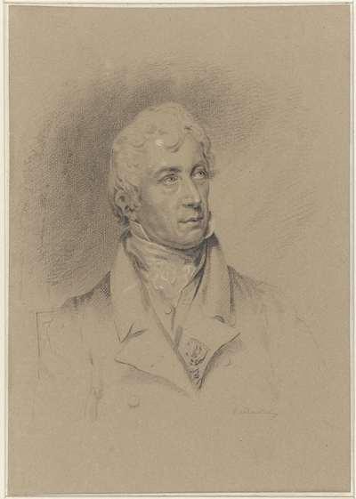 Portret van Cornelis Apostool