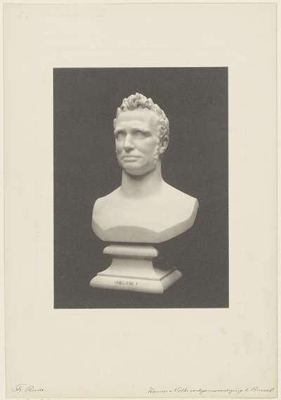 Buste van Willem I Frederik, koning der Nederlanden