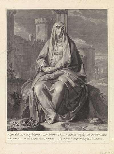 Treurende Maria; Mater Dolorosa