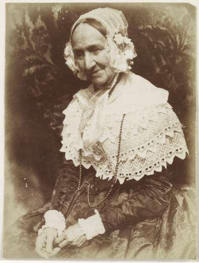 Portret van Mrs. Rigby