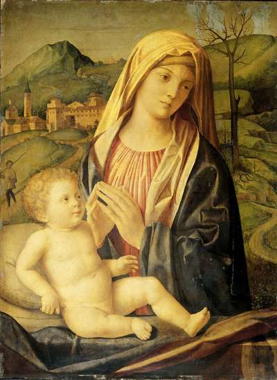 Image from object titled Virgin and Child