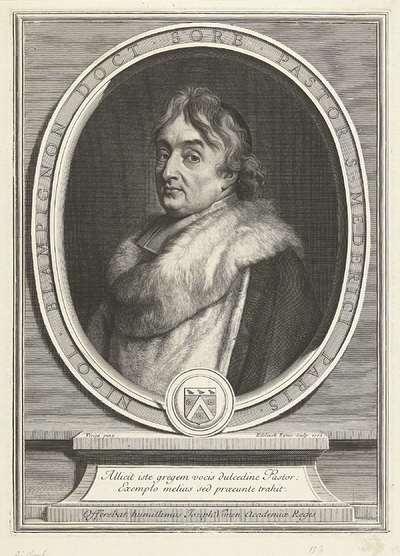 Portret van Nicolas de Blampignon