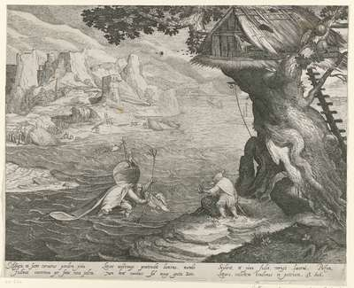 H. Christoffel en de kluizenaar