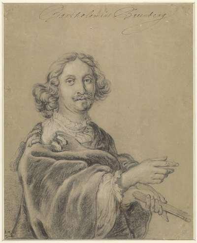 Portret van Bartholomeus Breenbergh