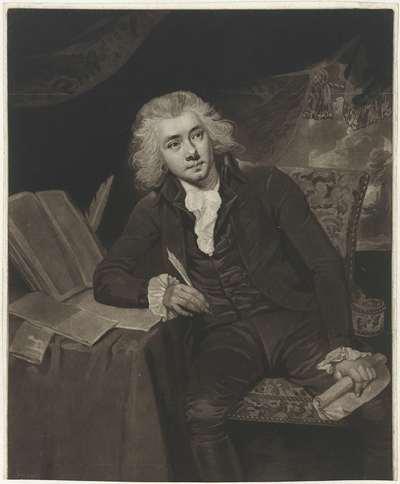 Portret van William Wilberforce