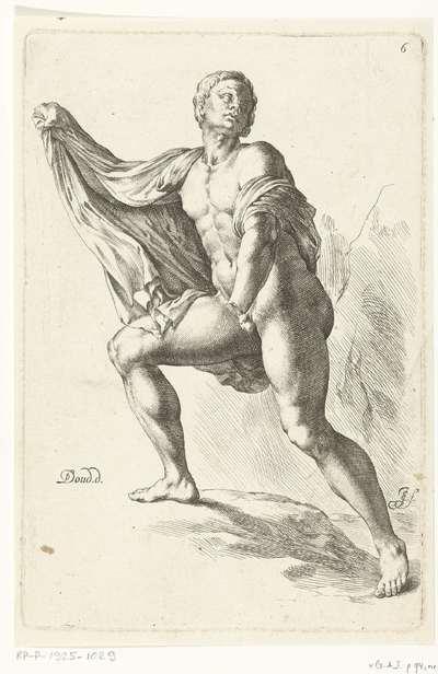 Zoon van Niobe; Signorum Veterum Icones I