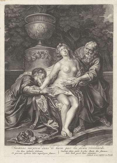 Suzanna en de ouderlingen