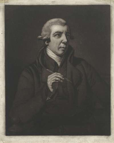 Portret van Reinier Vinkeles