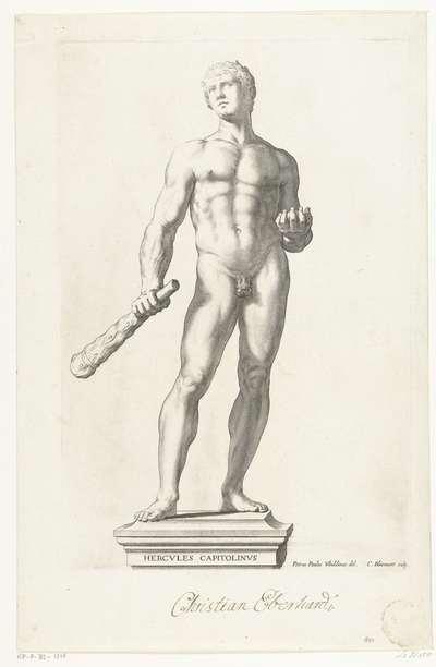 Hercules Capitolinus; Hercvles Capitolinvs