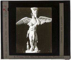 Leochares. Ganymedes
